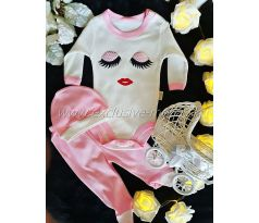 Baby 3 komplet Pink